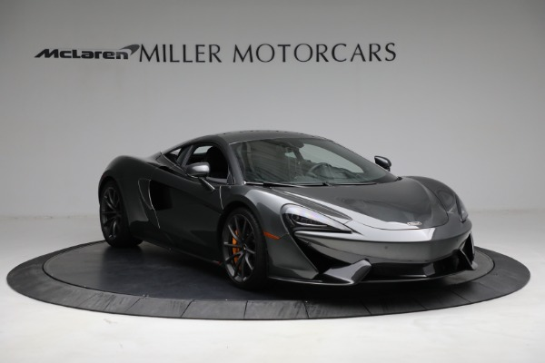 Used 2020 McLaren 570S for sale Sold at Bentley Greenwich in Greenwich CT 06830 11