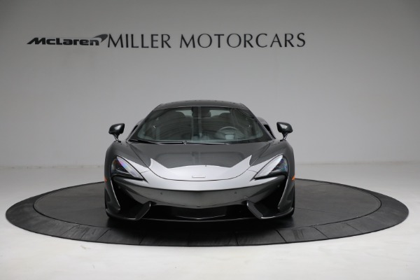 Used 2020 McLaren 570S for sale Sold at Bentley Greenwich in Greenwich CT 06830 12