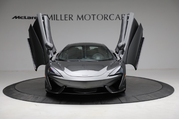 Used 2020 McLaren 570S for sale Sold at Bentley Greenwich in Greenwich CT 06830 13