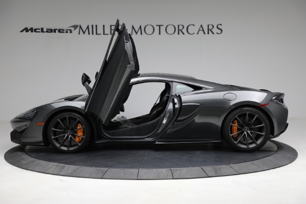 Used 2020 McLaren 570S for sale Sold at Bentley Greenwich in Greenwich CT 06830 14