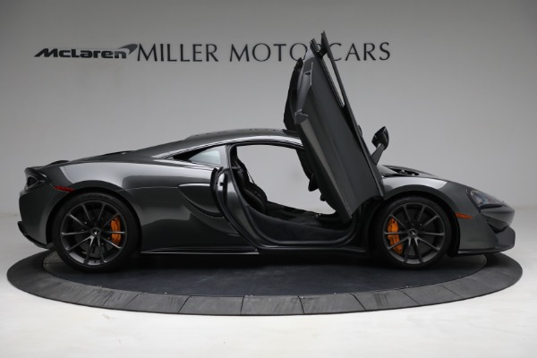 Used 2020 McLaren 570S for sale Sold at Bentley Greenwich in Greenwich CT 06830 18
