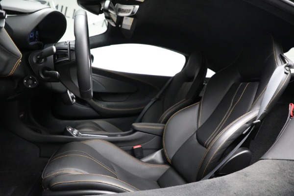 Used 2020 McLaren 570S for sale Sold at Bentley Greenwich in Greenwich CT 06830 19