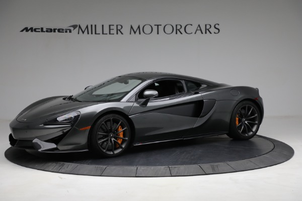 Used 2020 McLaren 570S for sale Sold at Bentley Greenwich in Greenwich CT 06830 2