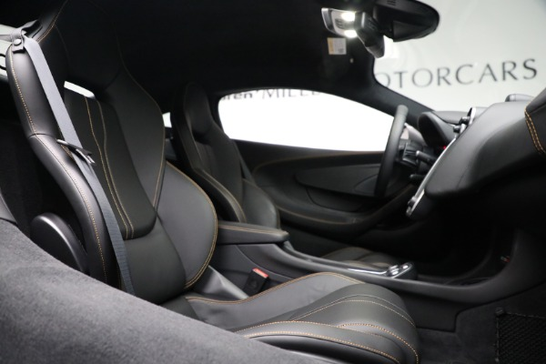 Used 2020 McLaren 570S for sale Sold at Bentley Greenwich in Greenwich CT 06830 23