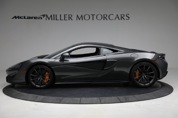 Used 2020 McLaren 570S for sale Sold at Bentley Greenwich in Greenwich CT 06830 3