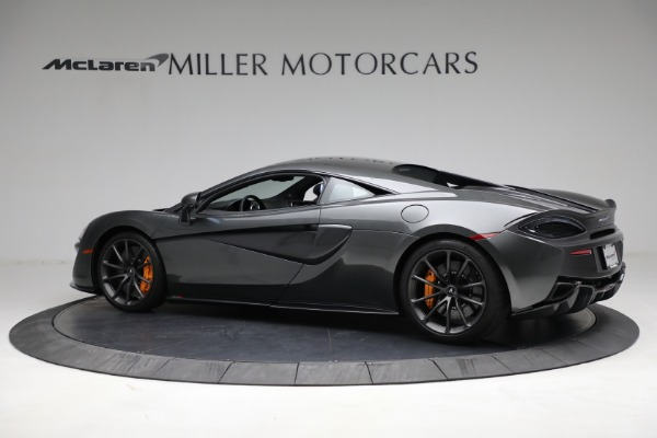 Used 2020 McLaren 570S for sale Sold at Bentley Greenwich in Greenwich CT 06830 4