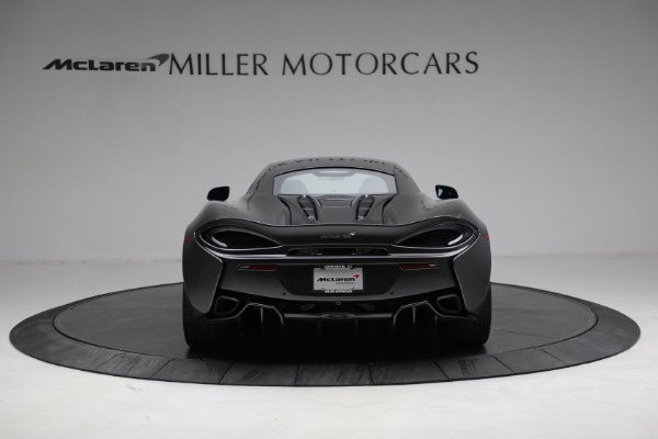Used 2020 McLaren 570S for sale Sold at Bentley Greenwich in Greenwich CT 06830 6