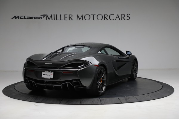 Used 2020 McLaren 570S for sale Sold at Bentley Greenwich in Greenwich CT 06830 7