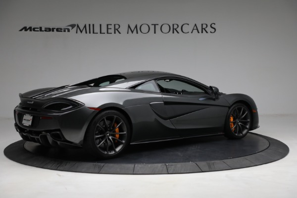 Used 2020 McLaren 570S for sale Sold at Bentley Greenwich in Greenwich CT 06830 8