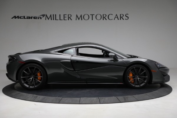 Used 2020 McLaren 570S for sale Sold at Bentley Greenwich in Greenwich CT 06830 9