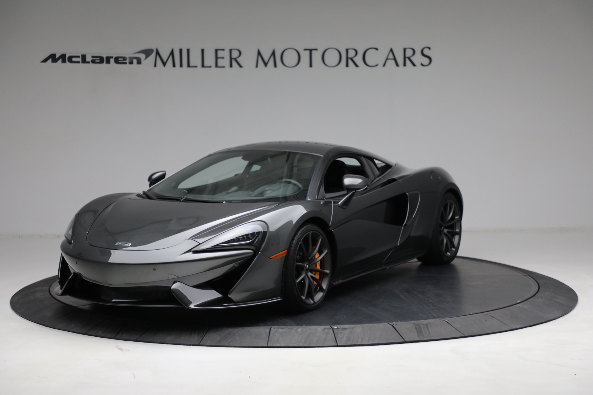 Used 2020 McLaren 570S for sale Sold at Bentley Greenwich in Greenwich CT 06830 1
