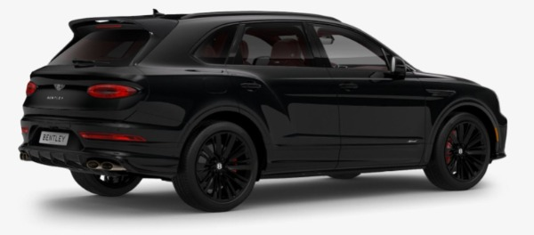 New 2021 Bentley Bentayga Speed for sale Sold at Bentley Greenwich in Greenwich CT 06830 3