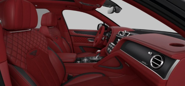 New 2021 Bentley Bentayga Speed for sale Sold at Bentley Greenwich in Greenwich CT 06830 7