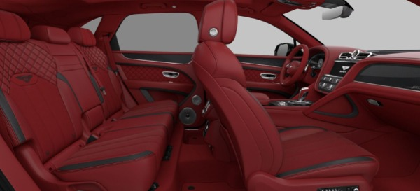 New 2021 Bentley Bentayga Speed for sale Sold at Bentley Greenwich in Greenwich CT 06830 9