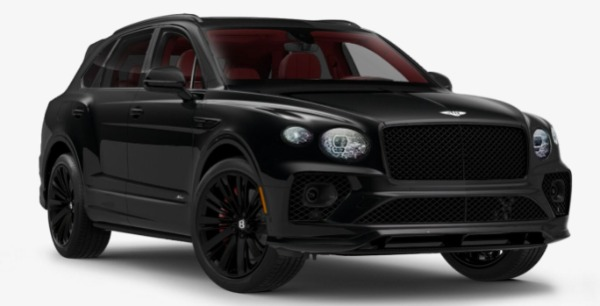 New 2021 Bentley Bentayga Speed for sale Sold at Bentley Greenwich in Greenwich CT 06830 1