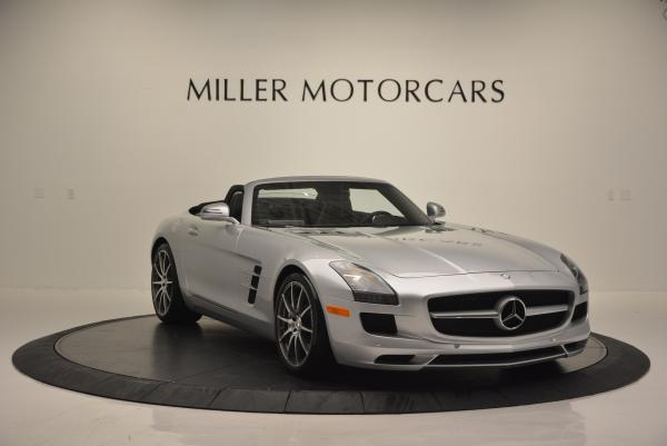Used 2012 Mercedes Benz SLS AMG for sale Sold at Bentley Greenwich in Greenwich CT 06830 11