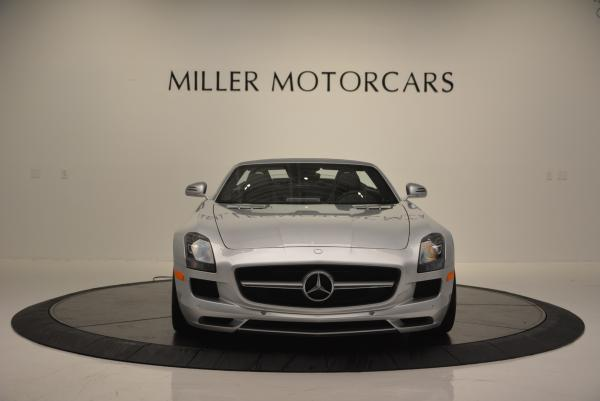 Used 2012 Mercedes Benz SLS AMG for sale Sold at Bentley Greenwich in Greenwich CT 06830 12