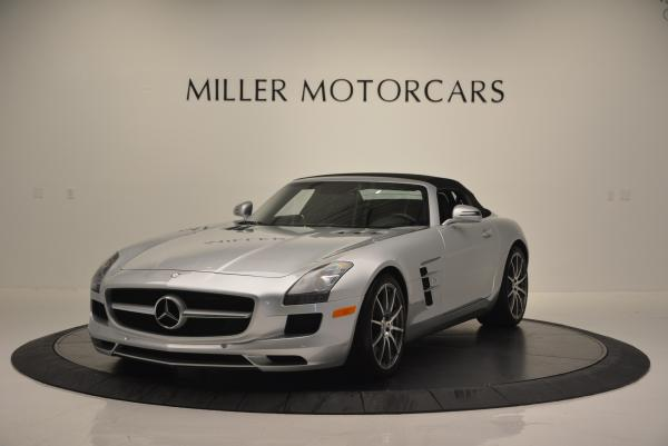 Used 2012 Mercedes Benz SLS AMG for sale Sold at Bentley Greenwich in Greenwich CT 06830 13