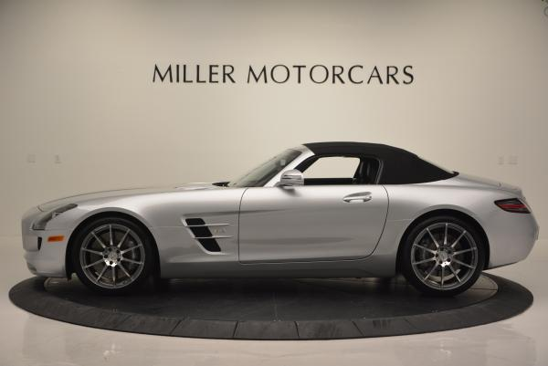 Used 2012 Mercedes Benz SLS AMG for sale Sold at Bentley Greenwich in Greenwich CT 06830 15