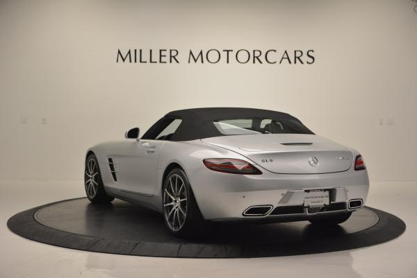 Used 2012 Mercedes Benz SLS AMG for sale Sold at Bentley Greenwich in Greenwich CT 06830 16