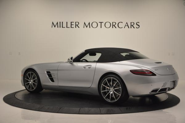 Used 2012 Mercedes Benz SLS AMG for sale Sold at Bentley Greenwich in Greenwich CT 06830 17