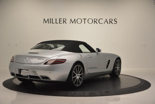 Used 2012 Mercedes Benz SLS AMG for sale Sold at Bentley Greenwich in Greenwich CT 06830 19