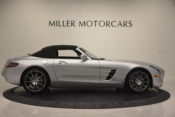 Used 2012 Mercedes Benz SLS AMG for sale Sold at Bentley Greenwich in Greenwich CT 06830 21