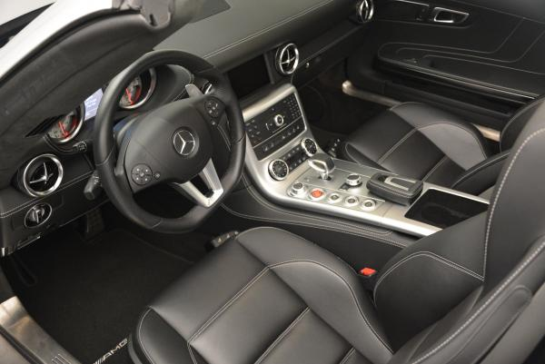 Used 2012 Mercedes Benz SLS AMG for sale Sold at Bentley Greenwich in Greenwich CT 06830 24