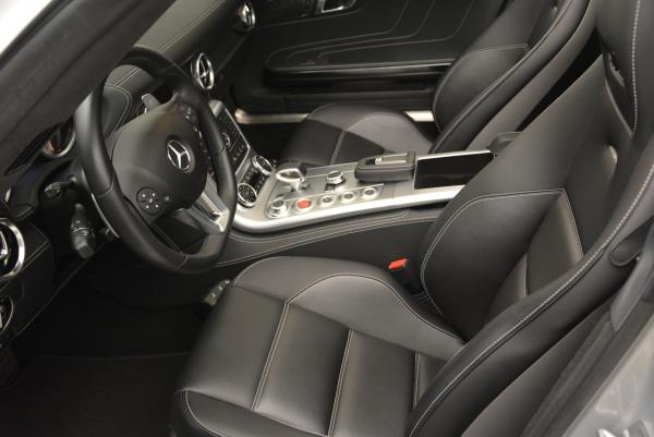 Used 2012 Mercedes Benz SLS AMG for sale Sold at Bentley Greenwich in Greenwich CT 06830 25