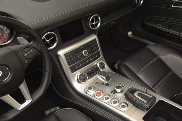 Used 2012 Mercedes Benz SLS AMG for sale Sold at Bentley Greenwich in Greenwich CT 06830 27