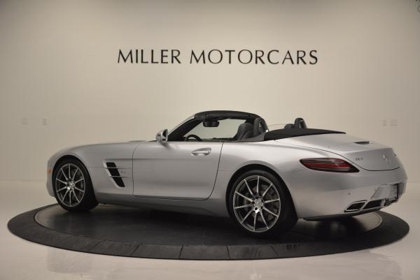 Used 2012 Mercedes Benz SLS AMG for sale Sold at Bentley Greenwich in Greenwich CT 06830 4