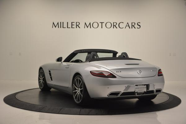 Used 2012 Mercedes Benz SLS AMG for sale Sold at Bentley Greenwich in Greenwich CT 06830 5