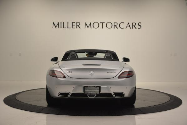 Used 2012 Mercedes Benz SLS AMG for sale Sold at Bentley Greenwich in Greenwich CT 06830 6