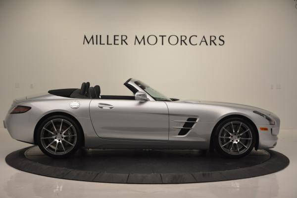 Used 2012 Mercedes Benz SLS AMG for sale Sold at Bentley Greenwich in Greenwich CT 06830 9