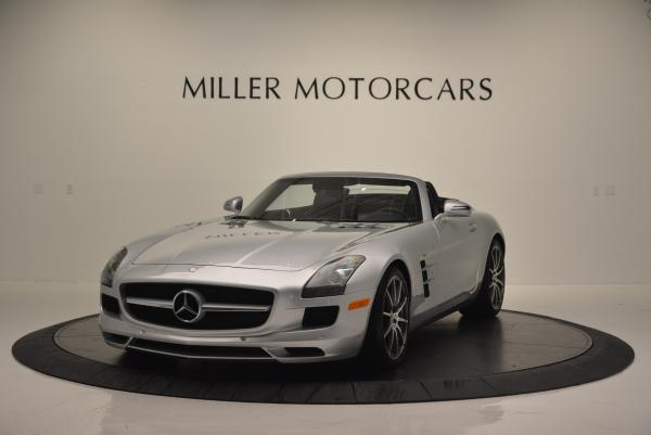 Used 2012 Mercedes Benz SLS AMG for sale Sold at Bentley Greenwich in Greenwich CT 06830 1
