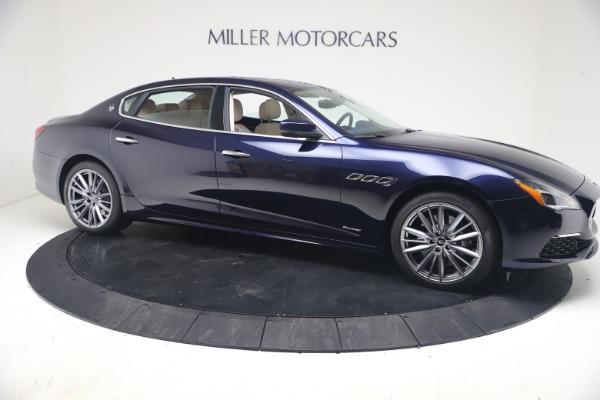 New 2021 Maserati Quattroporte S Q4 GranLusso for sale $126,149 at Bentley Greenwich in Greenwich CT 06830 10