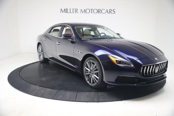 New 2021 Maserati Quattroporte S Q4 GranLusso for sale $126,149 at Bentley Greenwich in Greenwich CT 06830 11