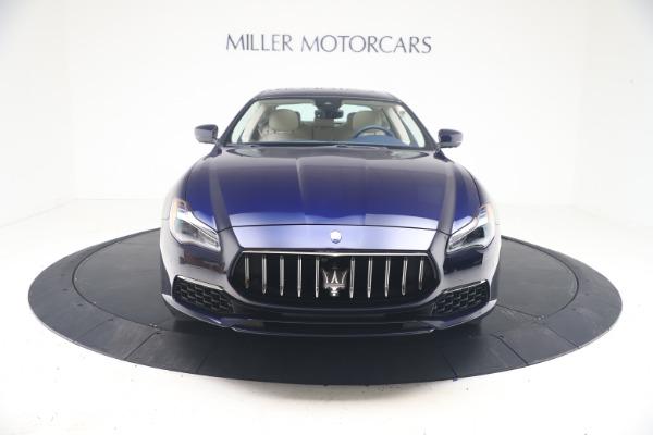 New 2021 Maserati Quattroporte S Q4 GranLusso for sale $126,149 at Bentley Greenwich in Greenwich CT 06830 12