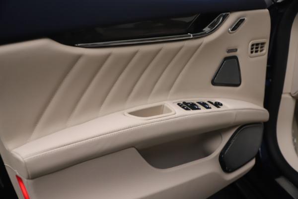 New 2021 Maserati Quattroporte S Q4 GranLusso for sale $126,149 at Bentley Greenwich in Greenwich CT 06830 16