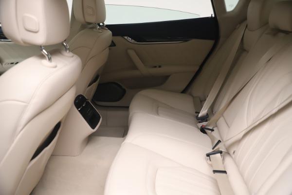 New 2021 Maserati Quattroporte S Q4 GranLusso for sale $126,149 at Bentley Greenwich in Greenwich CT 06830 17