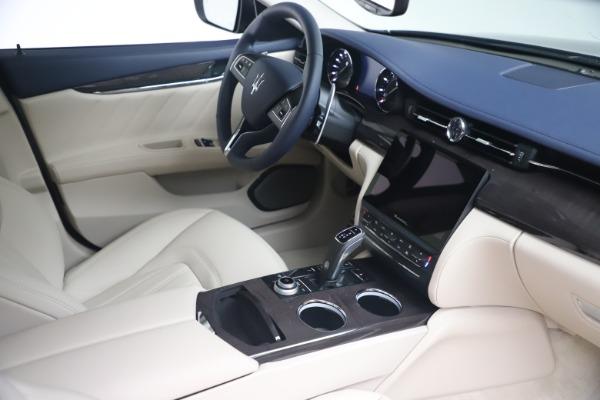 New 2021 Maserati Quattroporte S Q4 GranLusso for sale $126,149 at Bentley Greenwich in Greenwich CT 06830 18