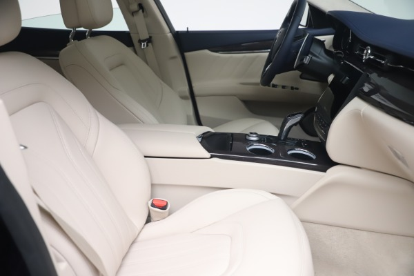 New 2021 Maserati Quattroporte S Q4 GranLusso for sale $126,149 at Bentley Greenwich in Greenwich CT 06830 19