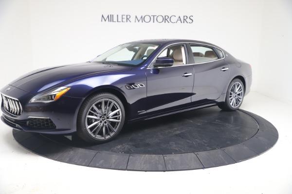 New 2021 Maserati Quattroporte S Q4 GranLusso for sale $126,149 at Bentley Greenwich in Greenwich CT 06830 2