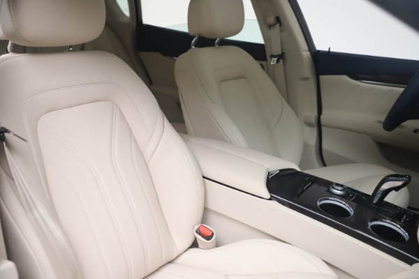 New 2021 Maserati Quattroporte S Q4 GranLusso for sale $126,149 at Bentley Greenwich in Greenwich CT 06830 20