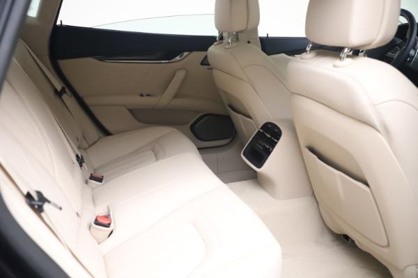 New 2021 Maserati Quattroporte S Q4 GranLusso for sale $126,149 at Bentley Greenwich in Greenwich CT 06830 21