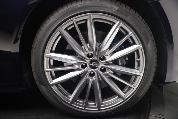New 2021 Maserati Quattroporte S Q4 GranLusso for sale $126,149 at Bentley Greenwich in Greenwich CT 06830 23