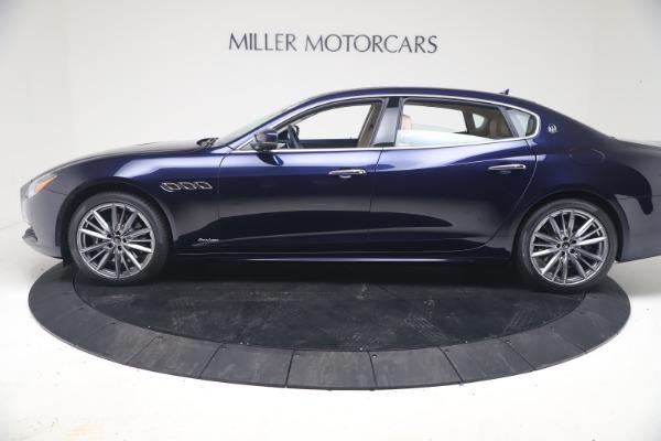 New 2021 Maserati Quattroporte S Q4 GranLusso for sale $126,149 at Bentley Greenwich in Greenwich CT 06830 3