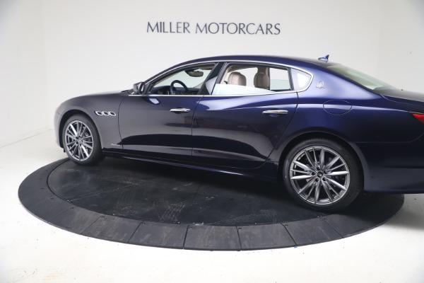 New 2021 Maserati Quattroporte S Q4 GranLusso for sale $126,149 at Bentley Greenwich in Greenwich CT 06830 4
