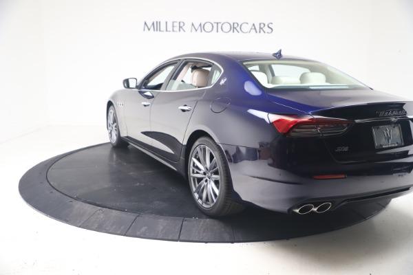 New 2021 Maserati Quattroporte S Q4 GranLusso for sale $126,149 at Bentley Greenwich in Greenwich CT 06830 5