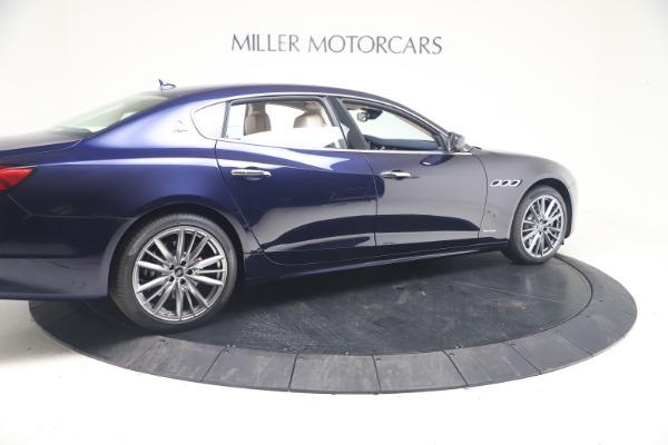 New 2021 Maserati Quattroporte S Q4 GranLusso for sale $126,149 at Bentley Greenwich in Greenwich CT 06830 8